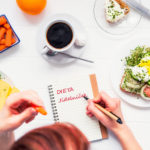 dietní jídelníček